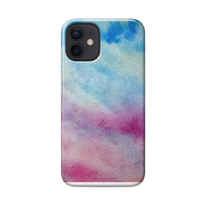 colourful clouds Accessories Phone Case by Stellarevolutiondesigns's Artist Shop