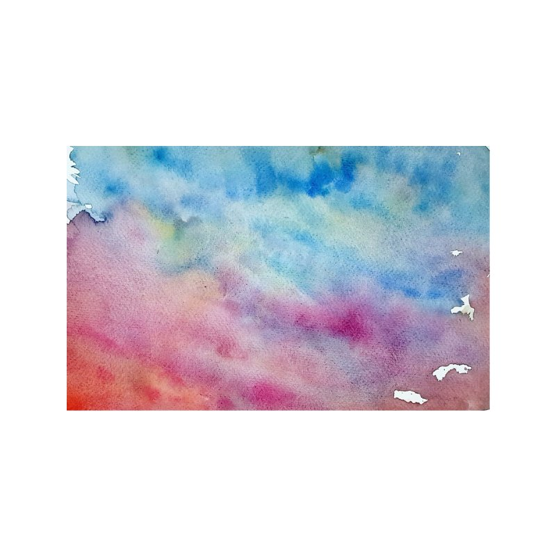 colourful clouds Home Shower Curtain by Stellarevolutiondesigns's Artist Shop