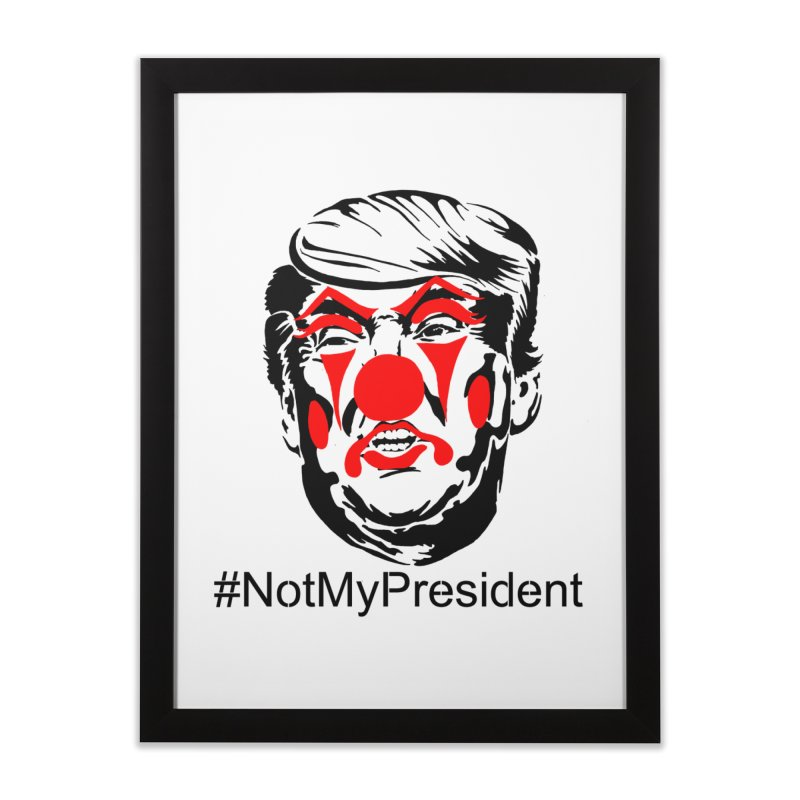 Not My President   by StencilActiv's Shop
