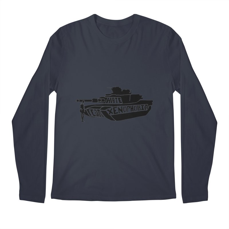 Be the Tank Man   by StencilActiv's Shop
