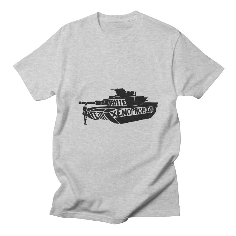 Be the Tank Man   by StencilActiv's Shop