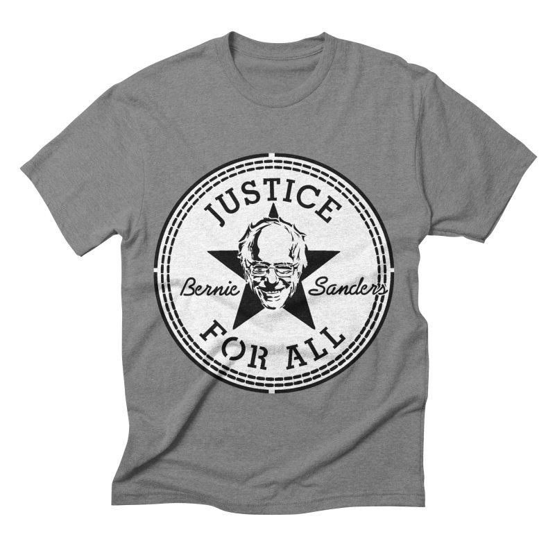 Bernie Sanders - Justice For All   by StencilActiv's Shop
