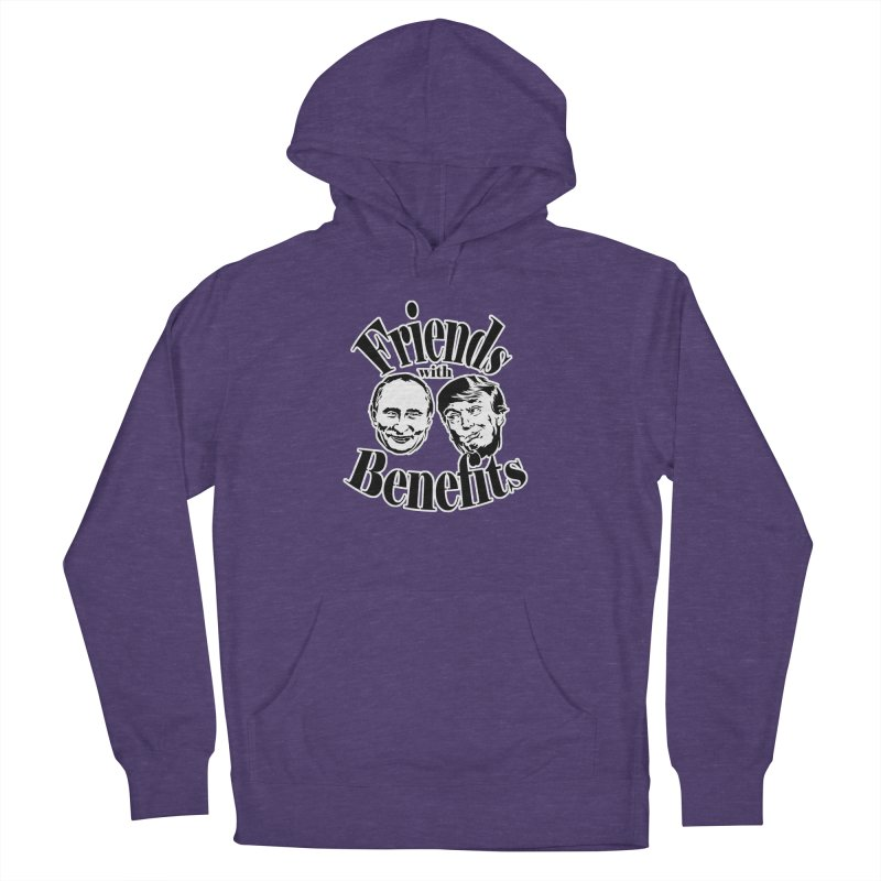 Friends with Benefits Women's Pullover Hoody by StencilActiv's Shop