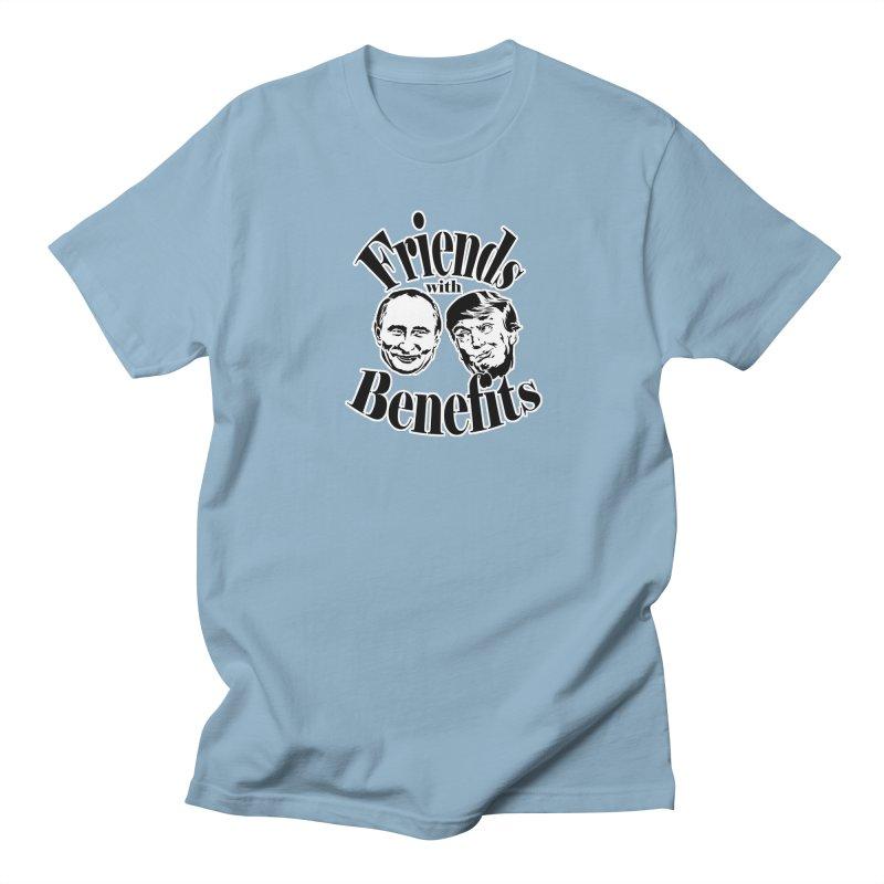 Friends with Benefits Women's Unisex T-Shirt by StencilActiv's Shop
