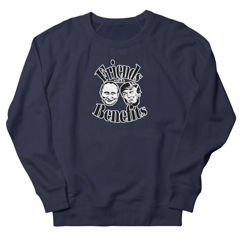 Friends with Benefits Women's Sweatshirt by StencilActiv's Shop
