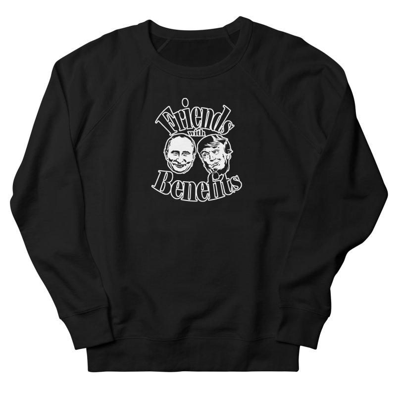 Friends with Benefits Men's Sweatshirt by StencilActiv's Shop