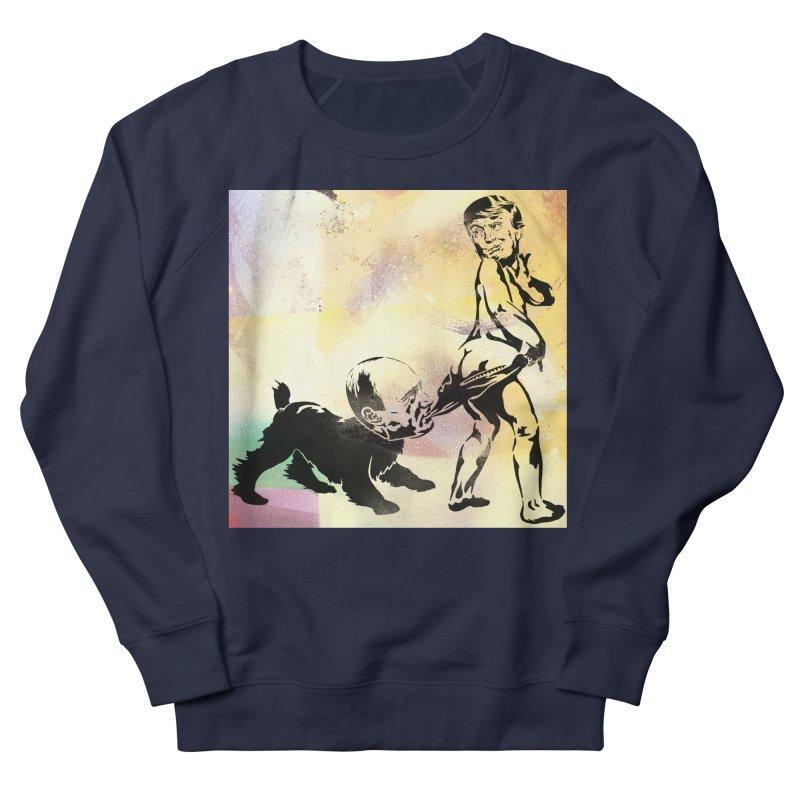 Coppertone Trump/Putin Women's Sweatshirt by StencilActiv's Shop