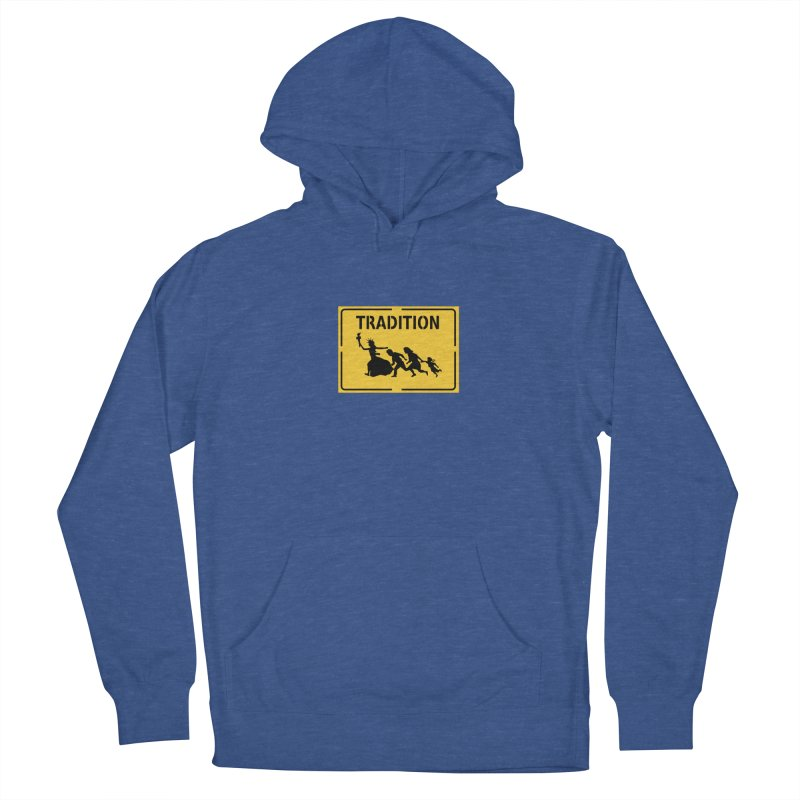 An American Tradition Women's Pullover Hoody by StencilActiv's Shop