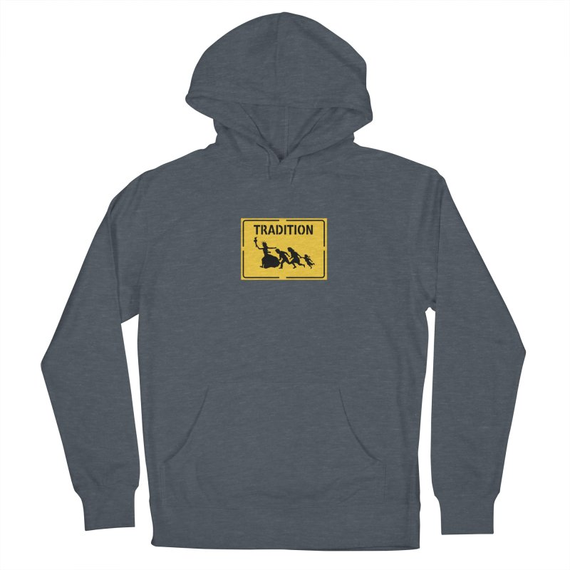 An American Tradition Men's Pullover Hoody by StencilActiv's Shop