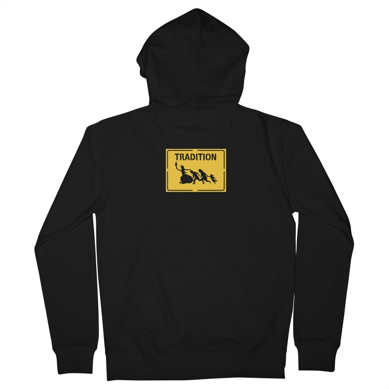 An American Tradition Women's Zip-Up Hoody by StencilActiv's Shop