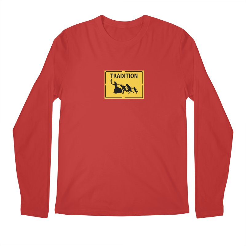 An American Tradition Men's Longsleeve T-Shirt by StencilActiv's Shop