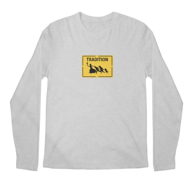 An American Tradition Men's Longsleeve T-Shirt by StencilActiv's Shop