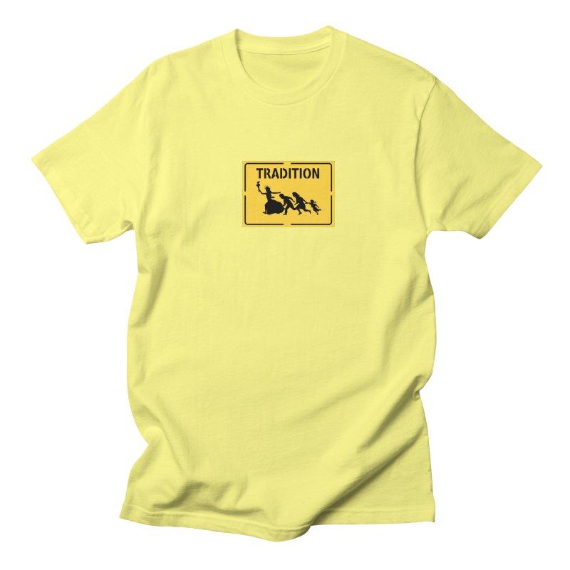 An American Tradition Women's Unisex T-Shirt by StencilActiv's Shop