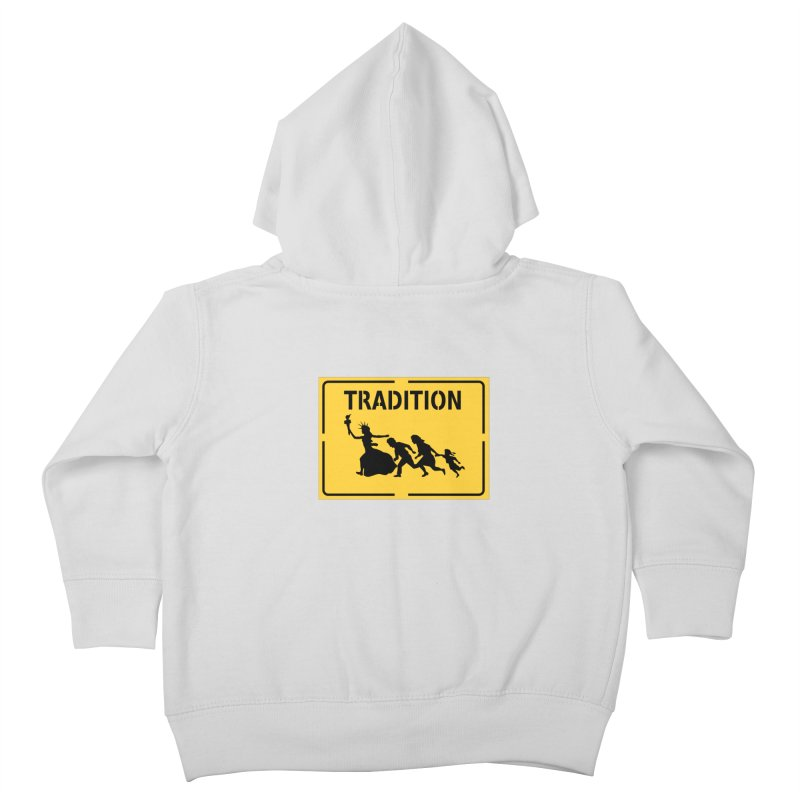 An American Tradition Kids Toddler Zip-Up Hoody by StencilActiv's Shop