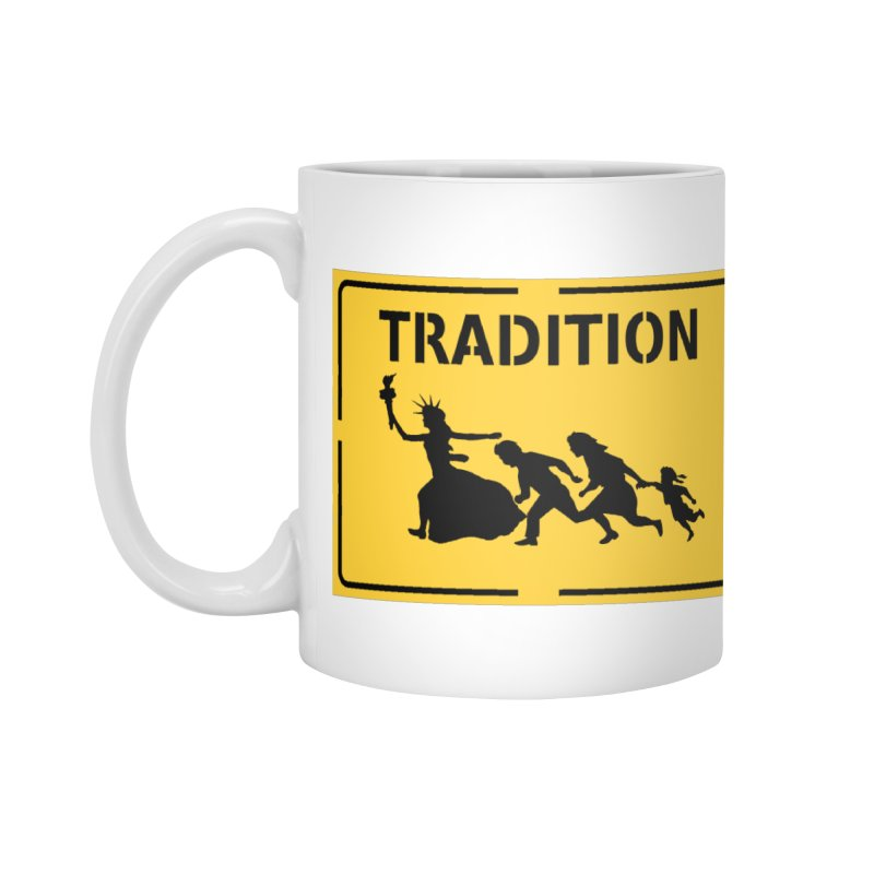 An American Tradition Accessories Mug by StencilActiv's Shop
