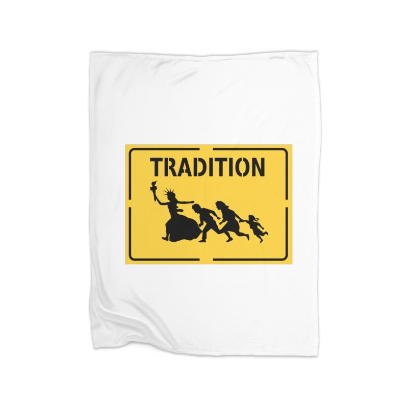 An American Tradition Home Blanket by StencilActiv's Shop