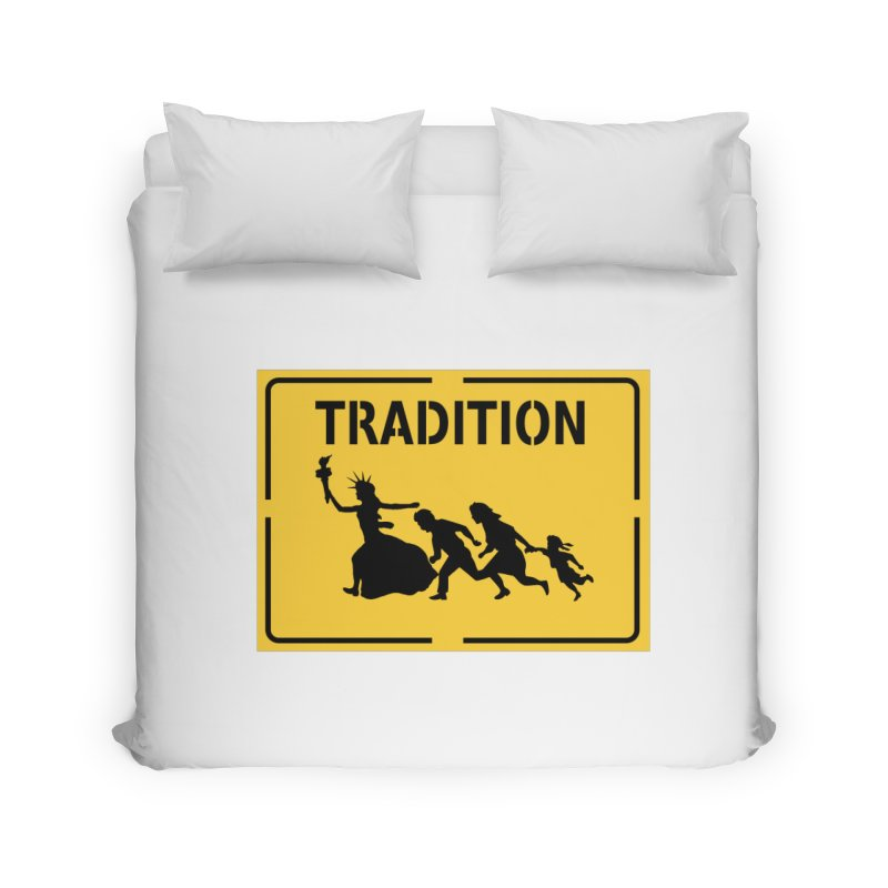 An American Tradition Home Duvet by StencilActiv's Shop