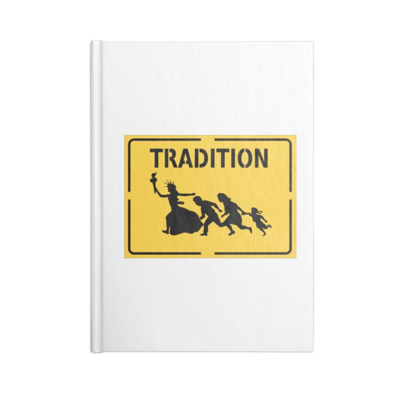 An American Tradition Accessories Notebook by StencilActiv's Shop
