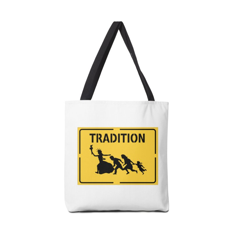 An American Tradition Accessories Bag by StencilActiv's Shop