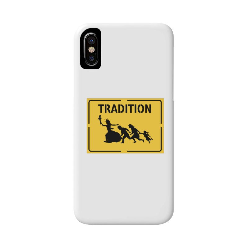 An American Tradition Accessories Phone Case by StencilActiv's Shop