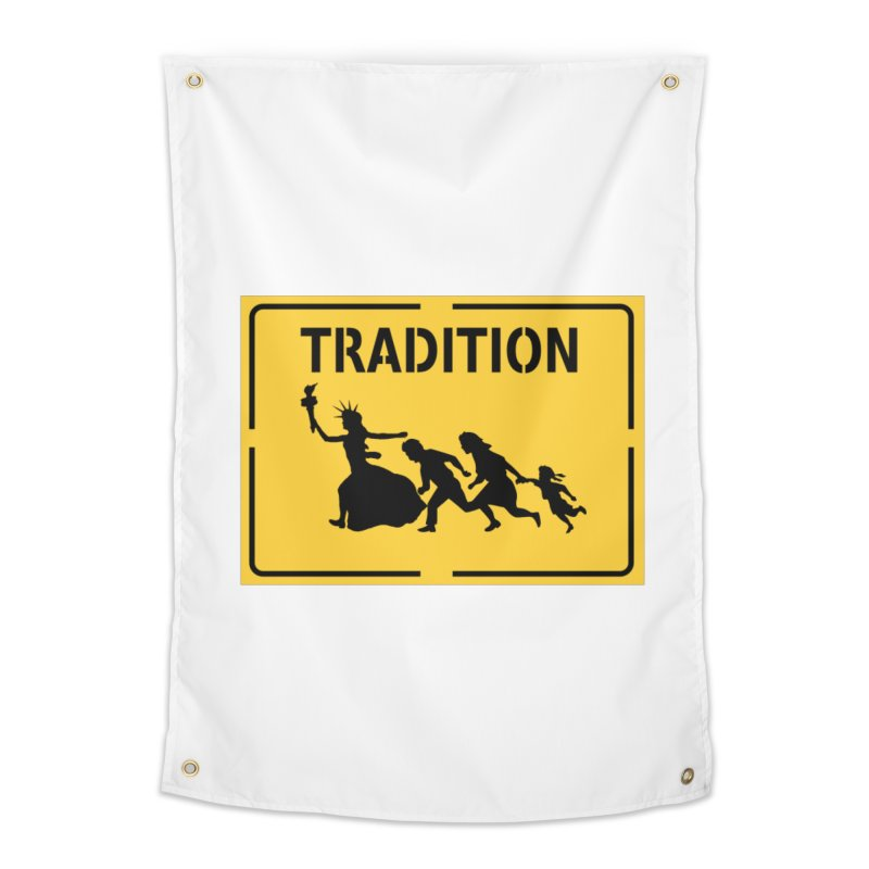 An American Tradition Home Tapestry by StencilActiv's Shop