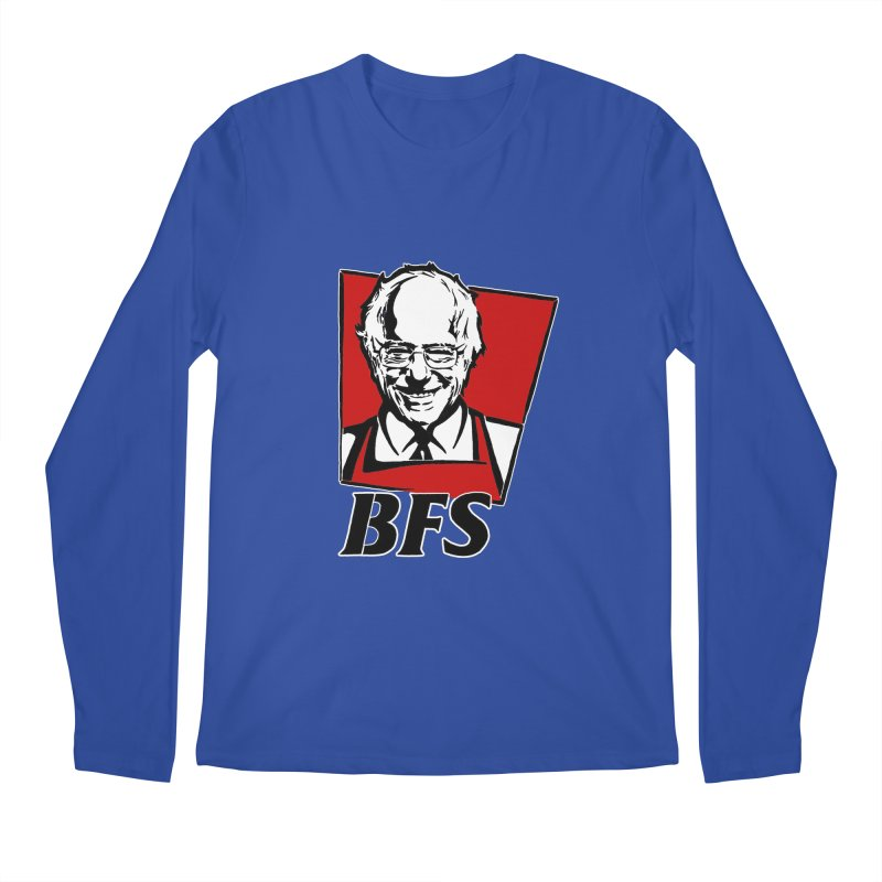 Bernie F*****G Sanders Men's Longsleeve T-Shirt by StencilActiv's Shop