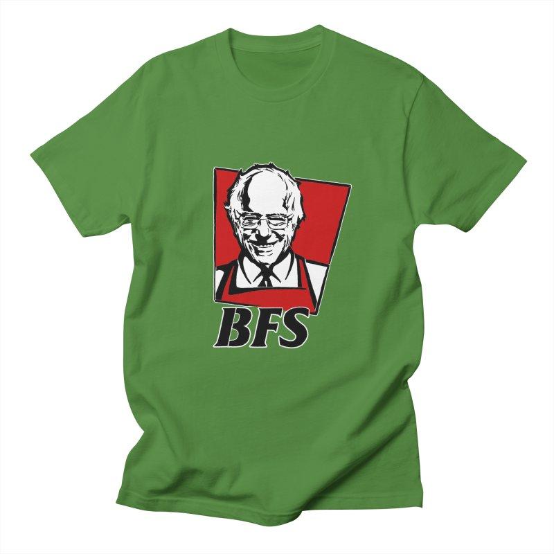 Bernie F*****G Sanders Men's T-shirt by StencilActiv's Shop