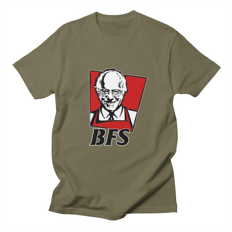 Bernie F*****G Sanders Women's Unisex T-Shirt by StencilActiv's Shop