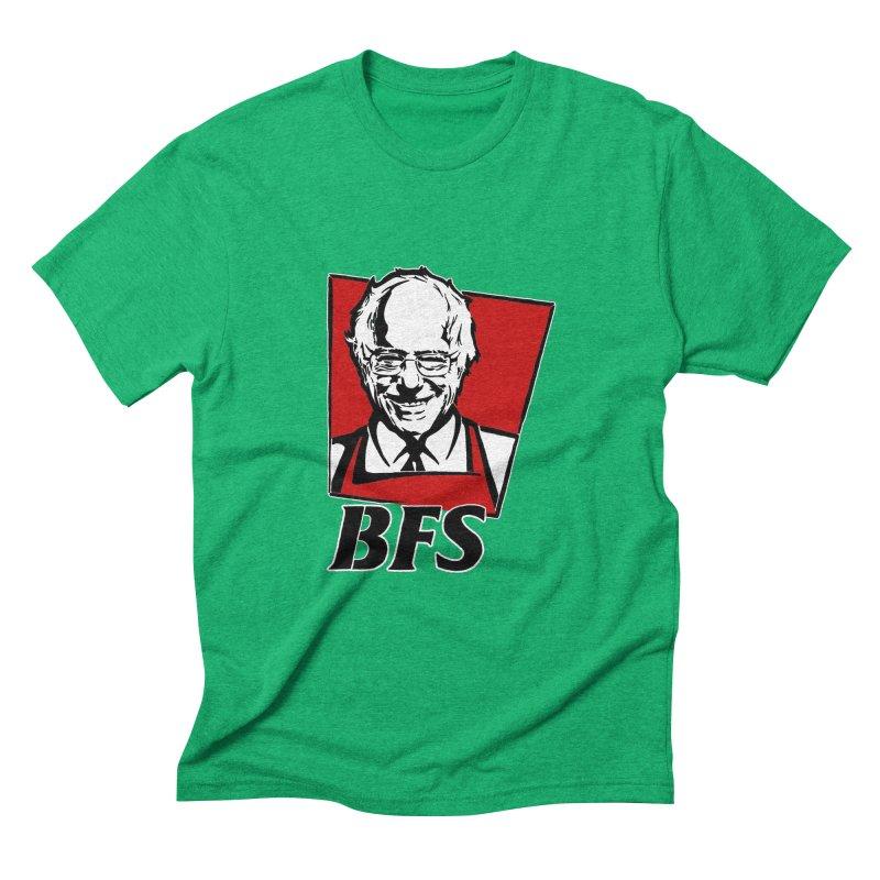 Bernie F*****G Sanders Men's Triblend T-Shirt by StencilActiv's Shop