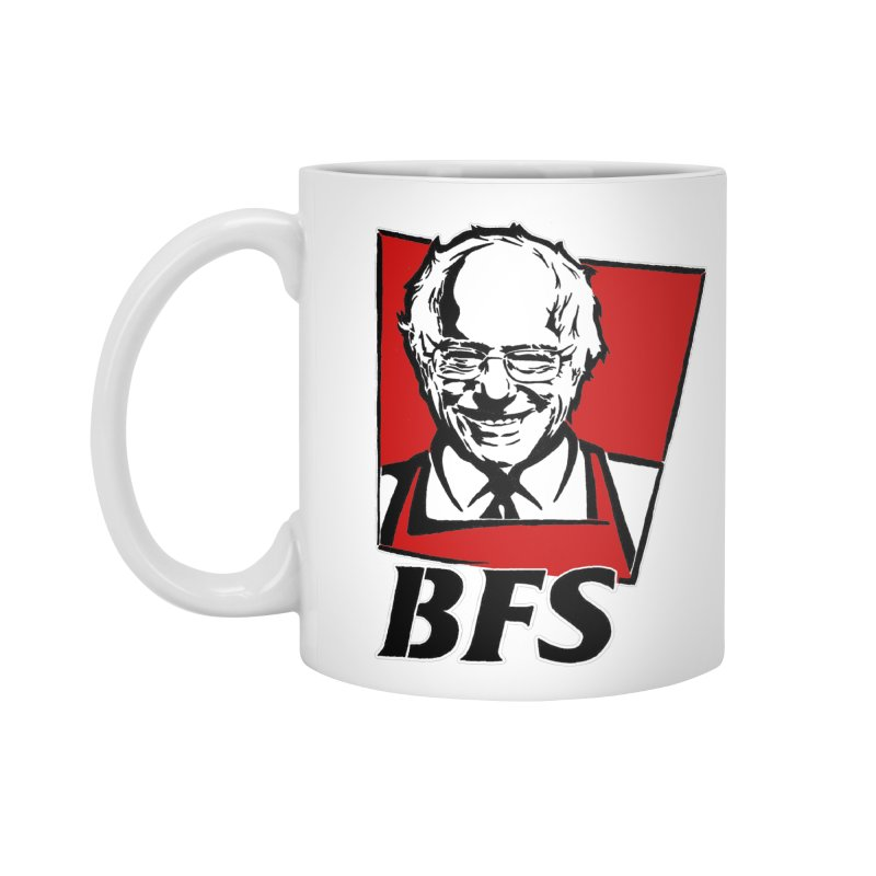 Bernie F*****G Sanders Accessories Mug by StencilActiv's Shop