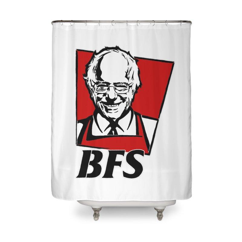 Bernie F*****G Sanders Home Shower Curtain by StencilActiv's Shop