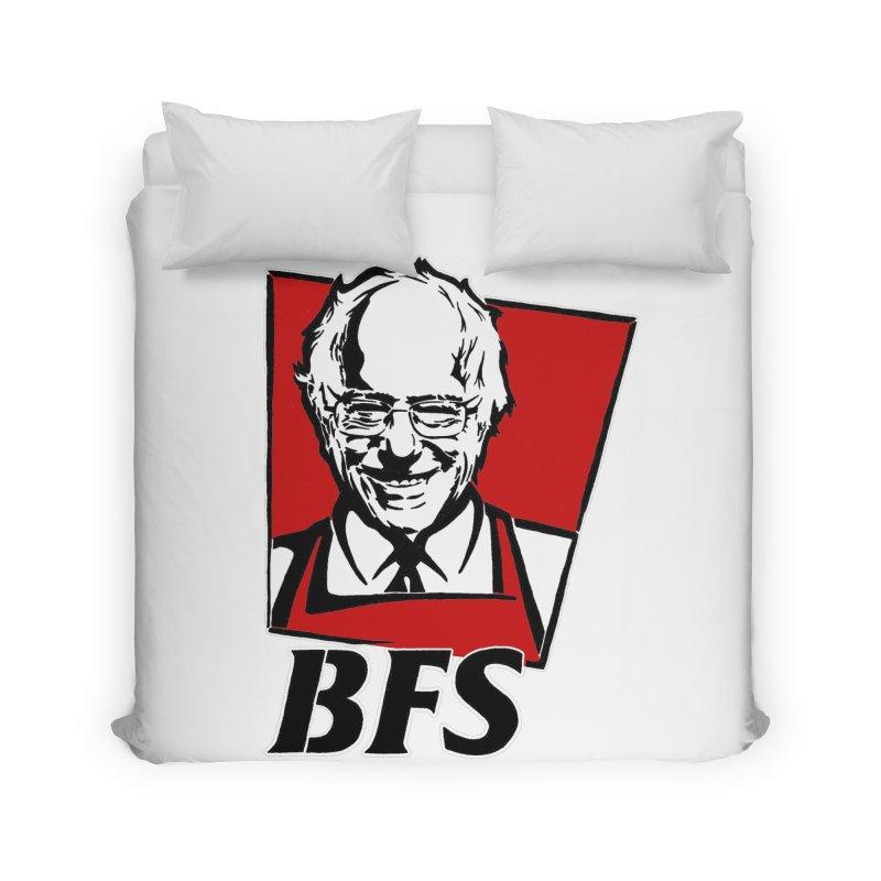 Bernie F*****G Sanders Home Duvet by StencilActiv's Shop