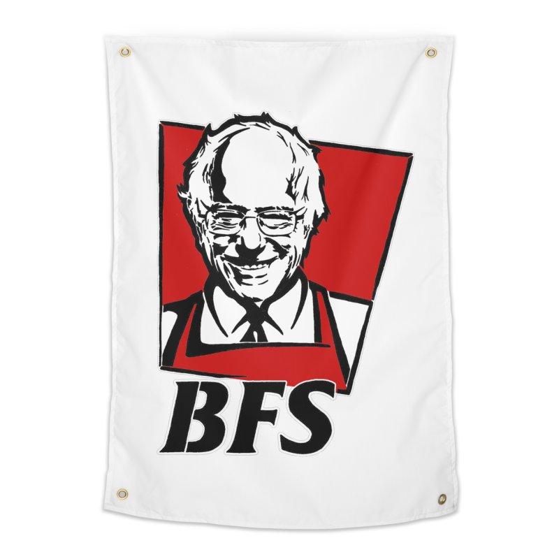 Bernie F*****G Sanders Home Tapestry by StencilActiv's Shop