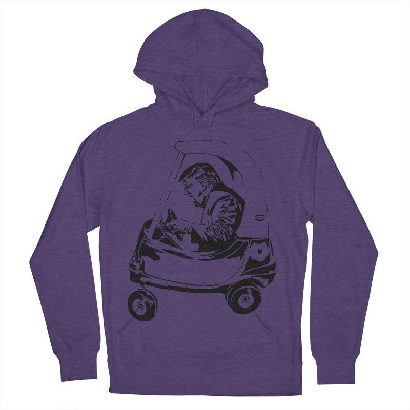 Trump Car(d) Women's Pullover Hoody by StencilActiv's Shop