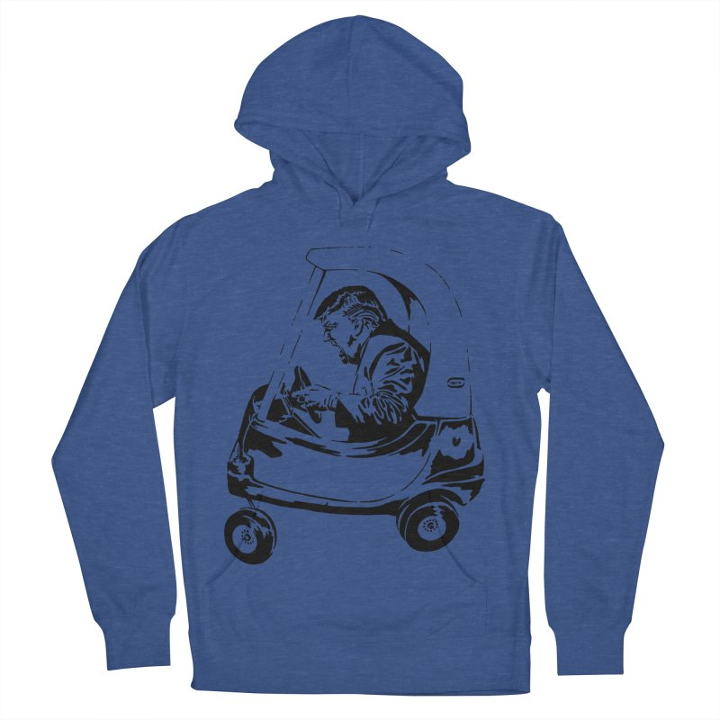 Trump Car(d) Men's Pullover Hoody by StencilActiv's Shop
