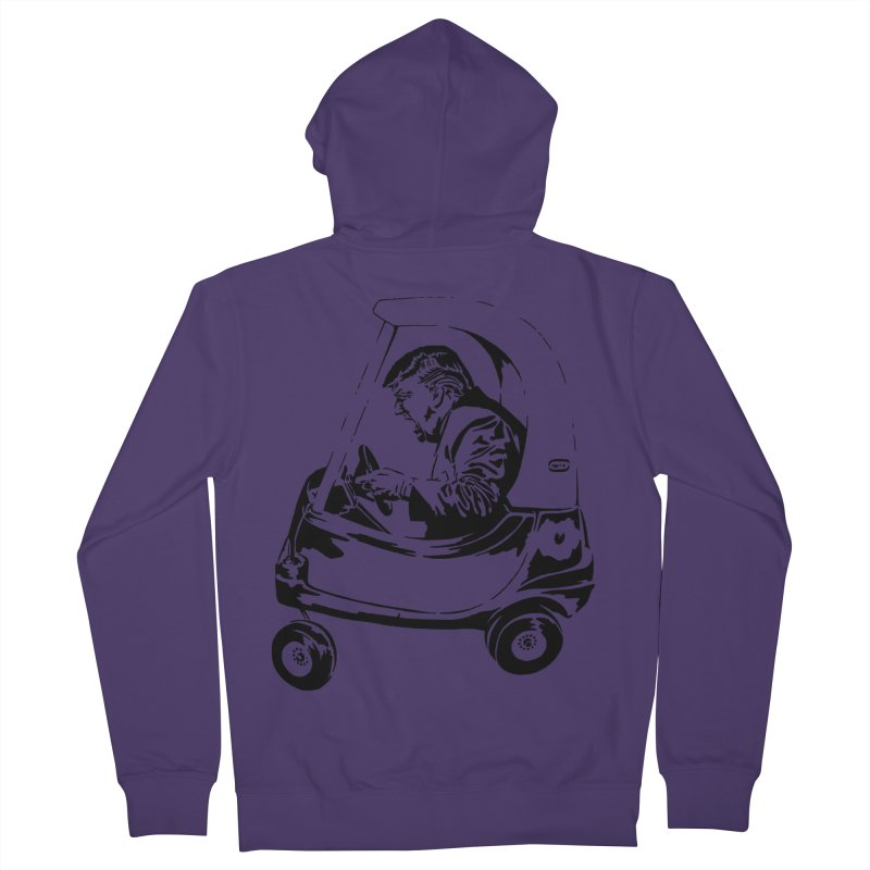 Trump Car(d) Women's Zip-Up Hoody by StencilActiv's Shop