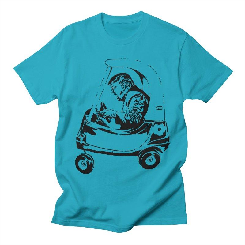 Trump Car(d) Men's T-shirt by StencilActiv's Shop
