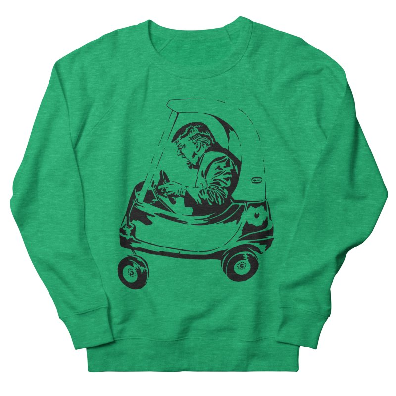 Trump Car(d) Women's Sweatshirt by StencilActiv's Shop