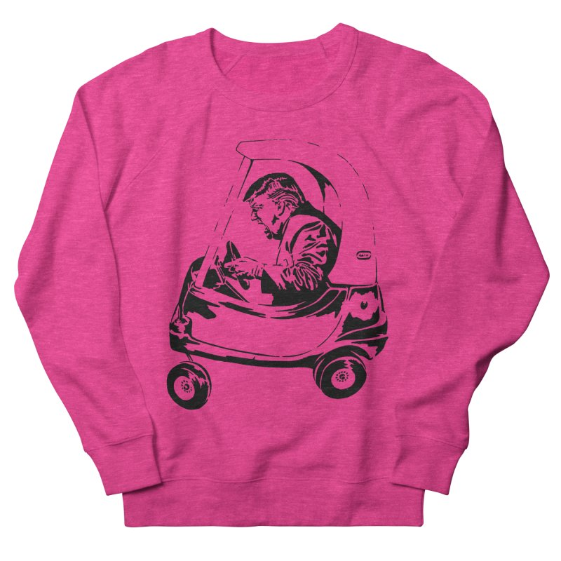 Trump Car(d) Women's Sweatshirt by StencilActiv's Shop
