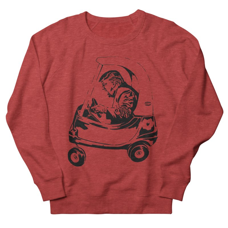 Trump Car(d) Men's Sweatshirt by StencilActiv's Shop