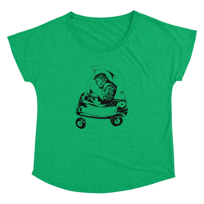 Trump Car(d) Women's Dolman by StencilActiv's Shop