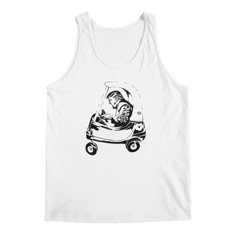 Trump Car(d) Men's Tank by StencilActiv's Shop