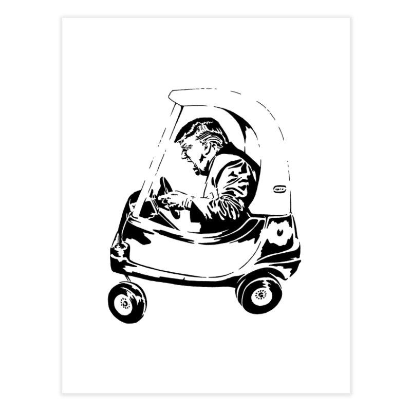 Trump Car(d)   by StencilActiv's Shop