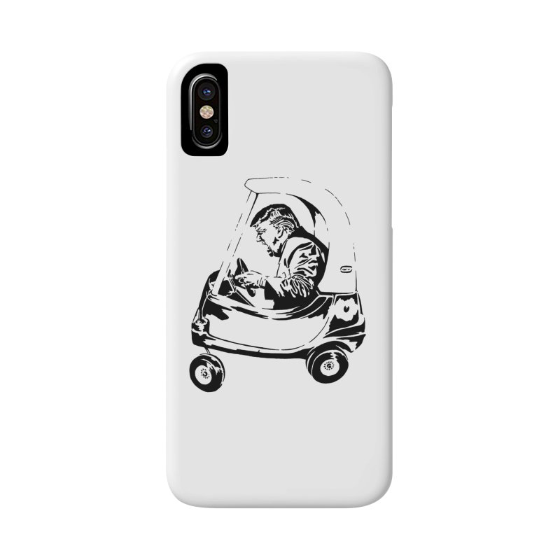 Trump Car(d) Accessories Phone Case by StencilActiv's Shop