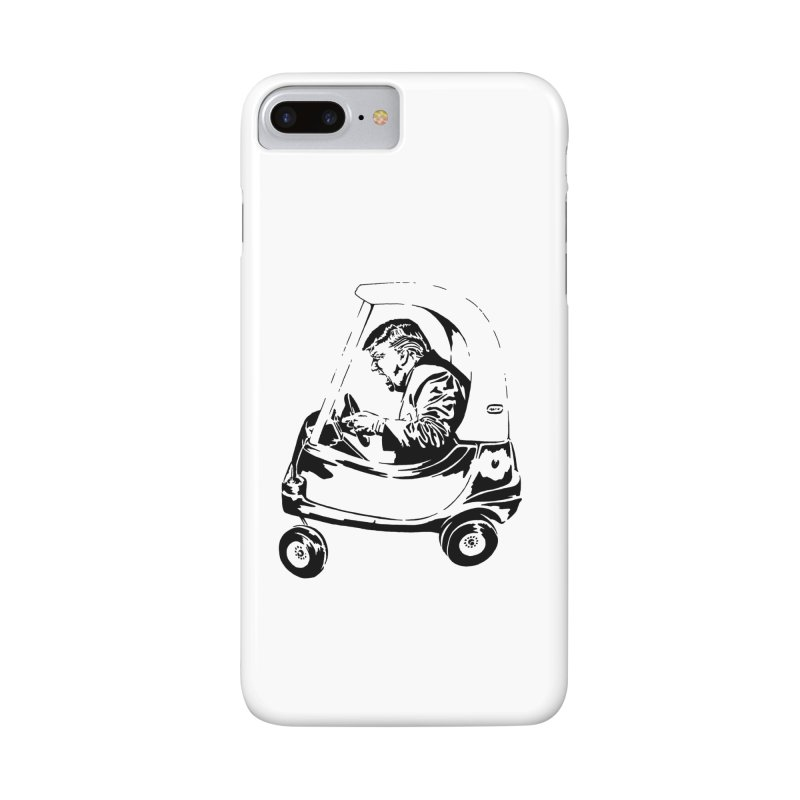 Trump Car(d) Accessories Phone Case by StencilActiv's Shop