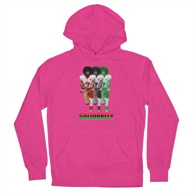 Solidarity Women's Pullover Hoody by StencilActiv's Shop