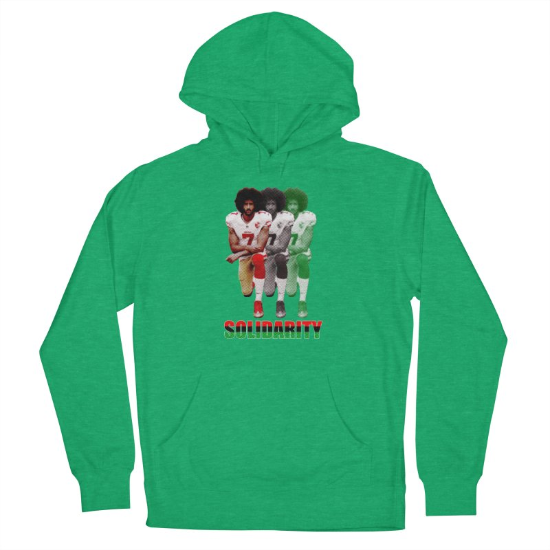 Solidarity Men's Pullover Hoody by StencilActiv's Shop