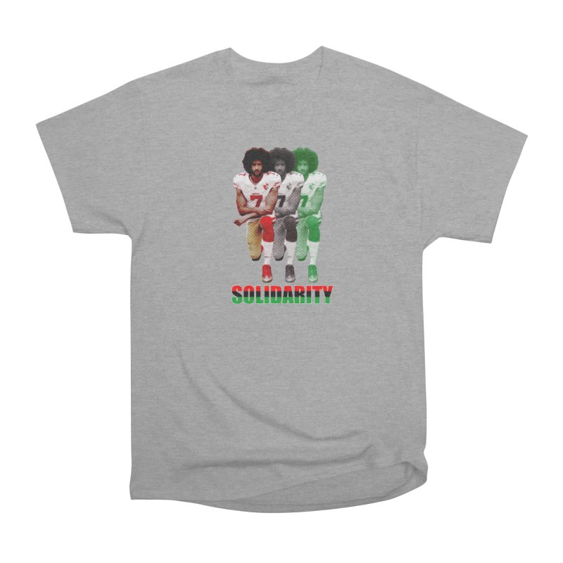 Solidarity Women's Classic Unisex T-Shirt by StencilActiv's Shop