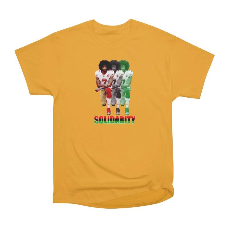 Solidarity Men's Classic T-Shirt by StencilActiv's Shop