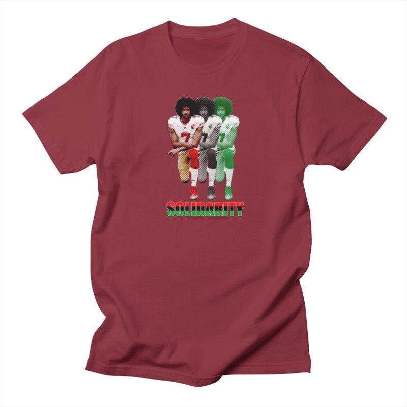 Solidarity Men's T-Shirt by StencilActiv's Shop